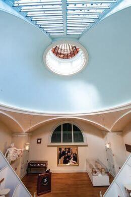 The Ether Dome – Boston, Massachusetts - Atlas Obscura