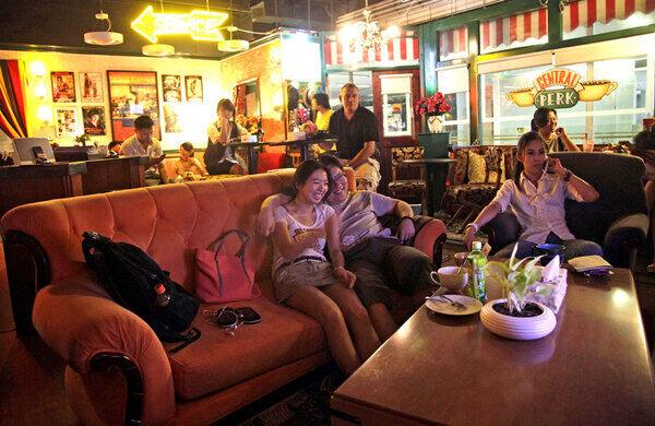 Beijing Coffee Shops Near Chaoyang Park
