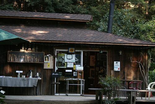 The Henry Miller Memorial Library Big Sur California