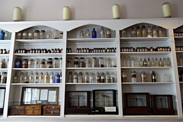 New Orleans Pharmacy Museum View All Photos