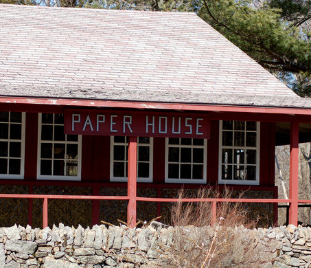 Image result for newspaper house, rockport
