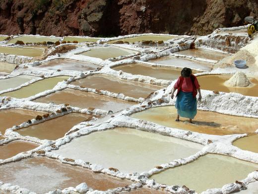 Pre-Inca Salt Pools at Maras, Peru | Amusing Planet