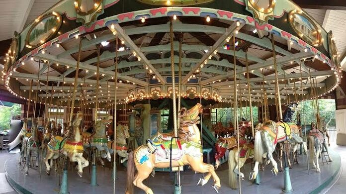 The Carousel in Prospect Park – Brooklyn, New York - Atlas