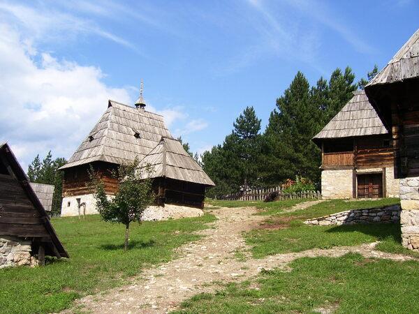 Staro Selo Open-Air Museum