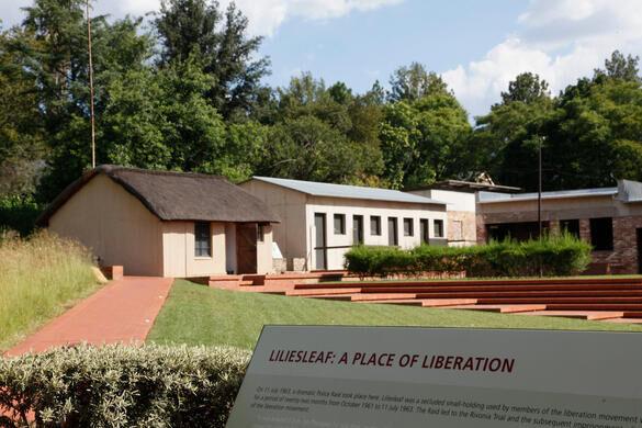 Liliesleaf Farm Museum