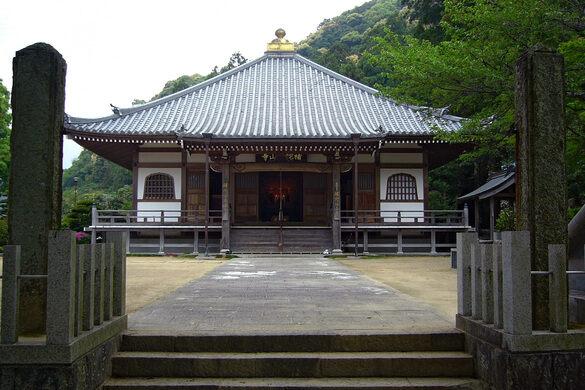 Fudarakusan-ji – Nachikatsuura-chō, Japan - Atlas Obscura