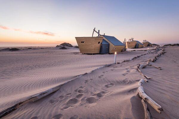Shipwreck Lodge Namibia Atlas Obscura