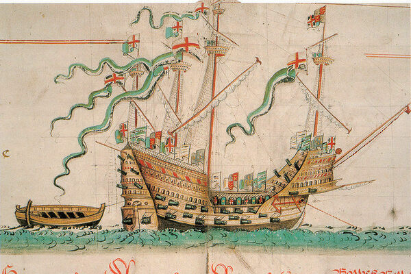 Scientists Have Found a New Way to Keep Shipwrecks in Shape - Atlas