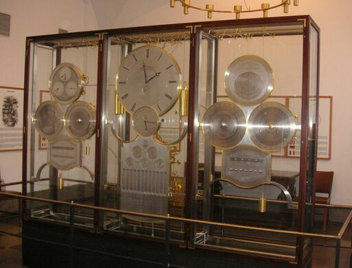 Jens olsens world clock copenhagen denmark atlas obscura the clock tells you everything from local time to the dates of religious holidays alphalphicommonswiki gumiabroncs Image collections
