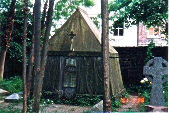 Tent Sale Canada >> Sir Richard Burton's Tent-Tomb – London, England - Atlas Obscura