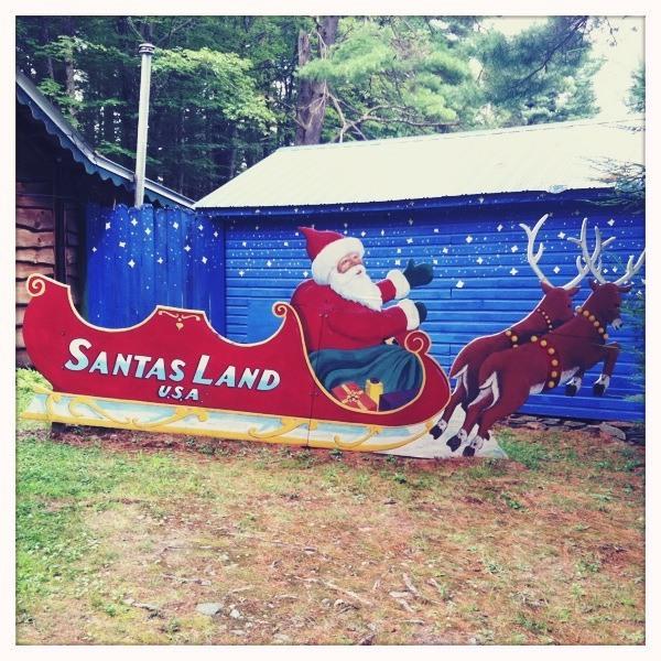Santa's Land – Putney, Vermont