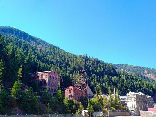Burke Ghost Town – Wallace, Idaho - Atlas Obscura on