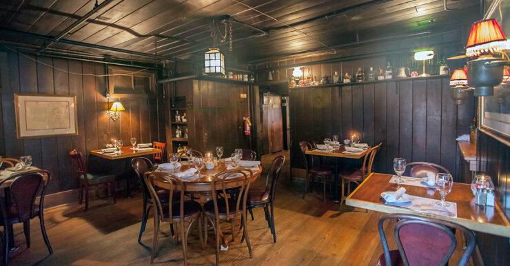 The Pirates' House – Savannah, Georgia - Gastro Obscura