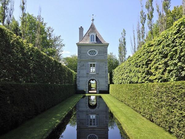 Les jardins de quatre vents la malbaie canada atlas for Le jardin le moulleau