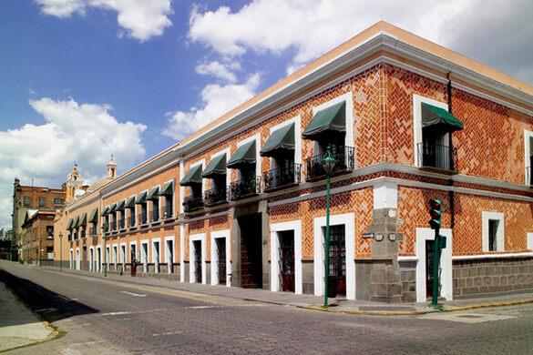 Amparo Museum Heroica Puebla De Zaragoza Mexico Atlas