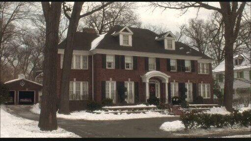 The Home Alone House Winnetka Illinois Atlas Obscura