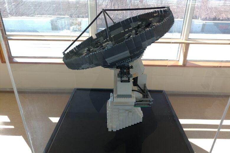 Lego Atacama Large Millimeter Array