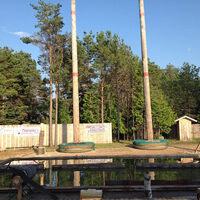 St  Ignace Mystery Spot – St  Ignace, Michigan - Atlas Obscura
