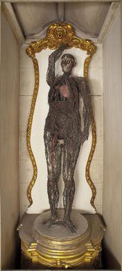 Museo Cappella Sansevero.The Anatomical Machines Of Cappella Sansevero Naples Italy
