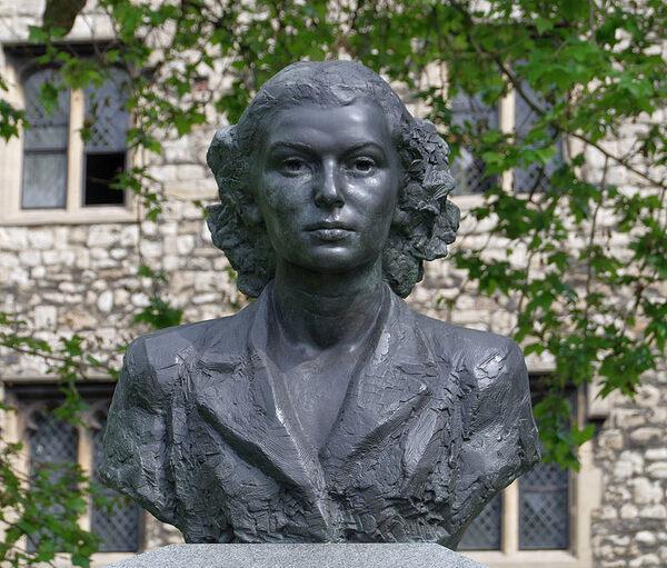 S.O.E  Monument  in London, England