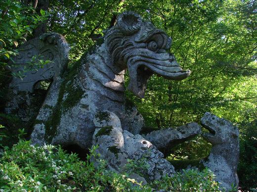 The Monsters of Bomarzo – Bomarzo, Italy - Atlas Obscura