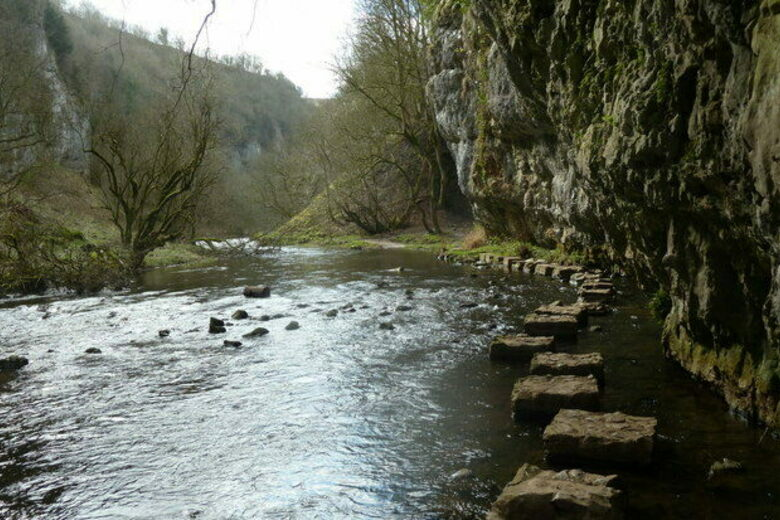 Chee Dale Stepping Stones