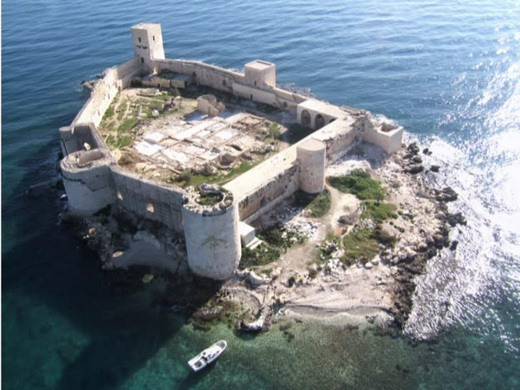 Fortress of Kızkalesi – Mersin Province, Turkey - Atlas ...