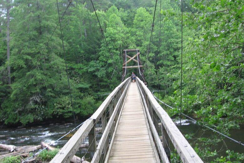 The Swinging Bridge & Kakum Canopy Walk u2013 Assin South Ghana - Atlas Obscura