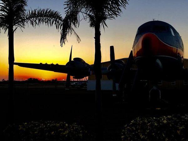 Dc 7 At Epic Flight Academy New Smyrna Beach Florida
