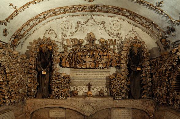 Santa Maria della Concezione Crypts – Rome, Italy - Atlas Obscura
