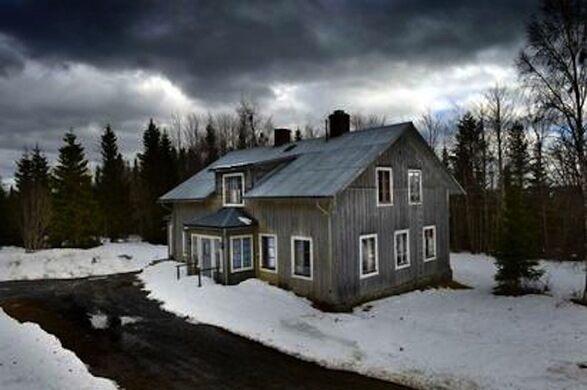 Borgvattnet Vicarage – Ragunda N, Sweden - Atlas Obscura