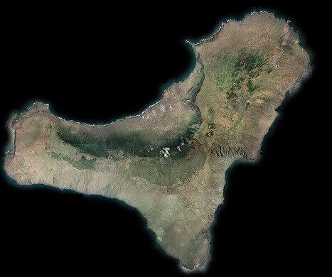 El Hierro Frontera Spain Atlas Obscura