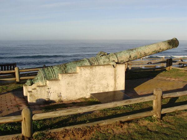 The Sacramento Cannon Monument