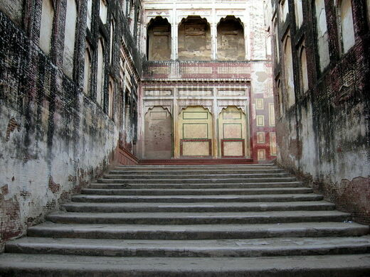 Lahore Fort Elephant Path – Lahore, Pakistan - Atlas Obscura