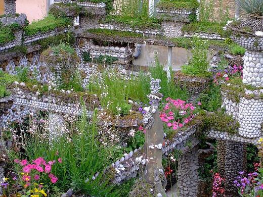 Jardin rosa mir lyon france atlas obscura for Jardin rosa mir