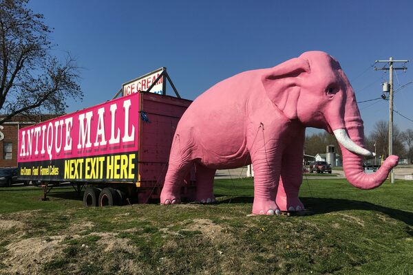 Pink Elephant Antique Mall