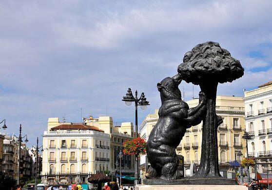 El Oso y el Madroño (The Bear and the Strawberry Tree)