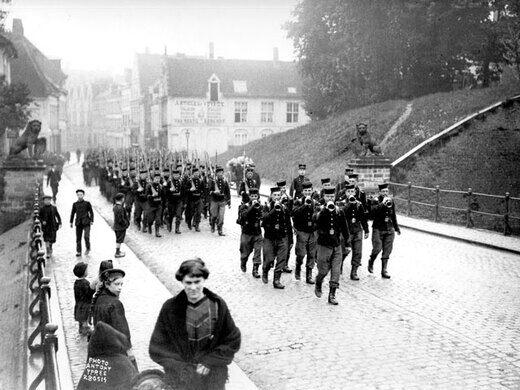 Menin Gate Memorial Ypres Belgium Atlas Obscura