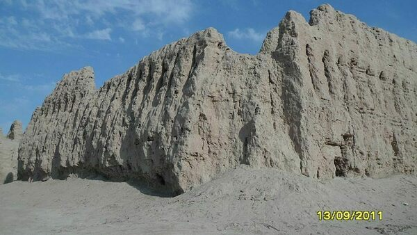 Elliq Qala Beruni Uzbekistan Atlas Obscura