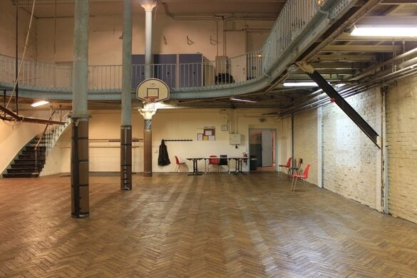 World S Oldest Basketball Court Paris France Atlas