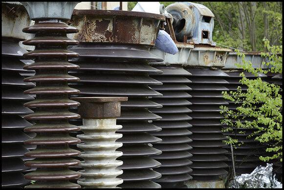 Abandoned Marx Generator – Istra, Russia - Atlas Obscura