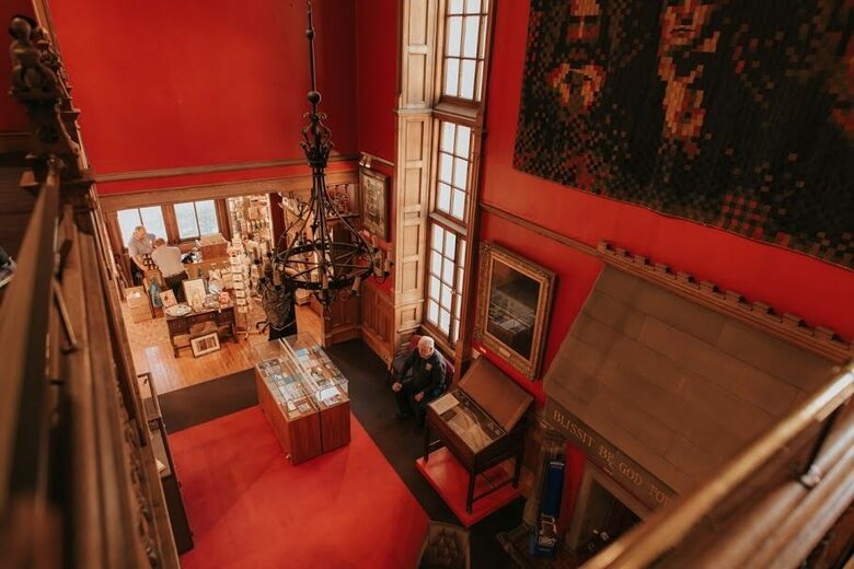 The Writers' Museum