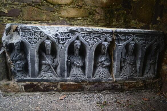 Jerpoint Abbey County Kilkenny