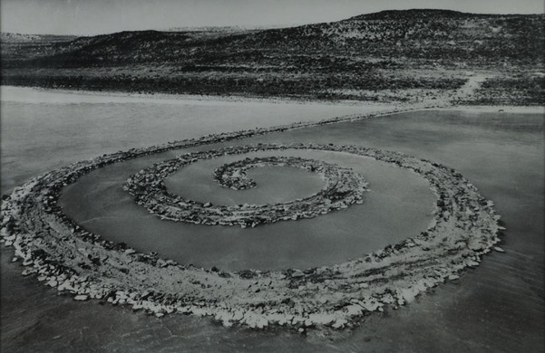 robert smithson spiral jetty essays Official web site for the estate of robert smithson, respected earthworks artist.