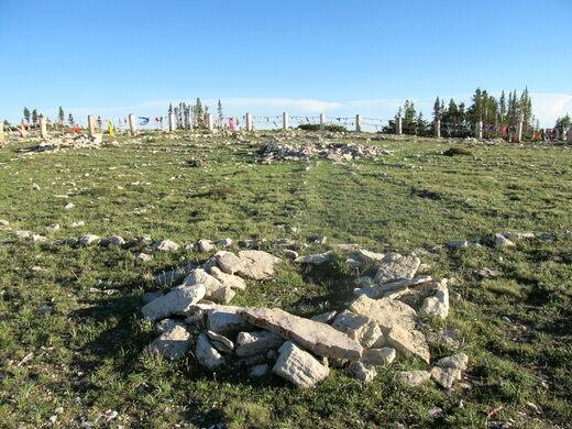 Bighorn Medicine Wheel – Lovell, Wyoming - Atlas Obscura