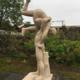 Geysir Glíma Statue.