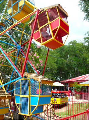 Kiddie Park San Antonio Texas Atlas Obscura
