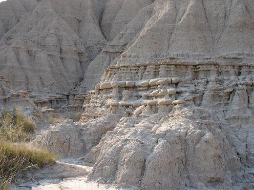 Badlands Nebraska Map.Toadstool Geologic Park Harrison Nebraska Atlas Obscura