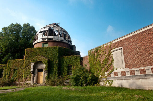 Warner and Swasey Observatory – East Cleveland, Ohio - Atlas