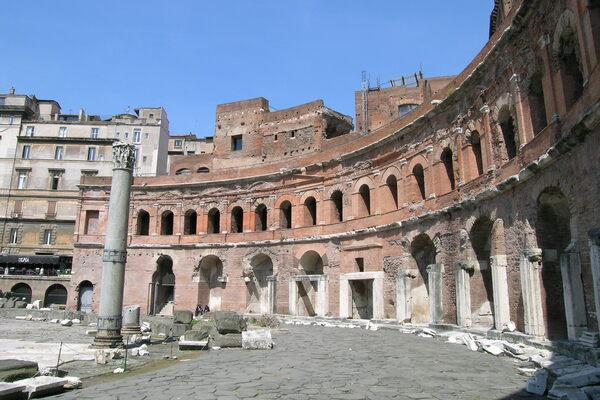 Mercatus Traiani (Trajan's Market)
